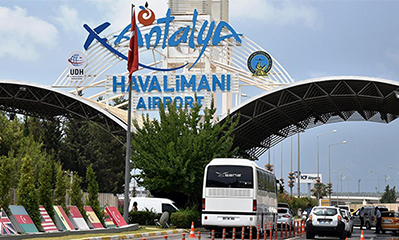 Antalya Antalya Flughafen International