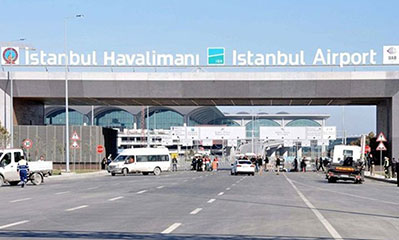 İstanbul Airport Domestic Flights