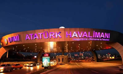 Ataturk Airport Int.