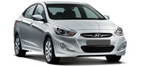 Hyundai Accent Blue Diesel Automatique